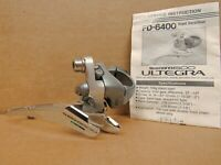 New-Old-Stock Shimano 600/Ultegra Front Derailleur...Clamp-On (28.6 mm) Model