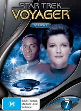 Star Trek Voyager : Season 7 (DVD, 2007, 7-Disc Set)