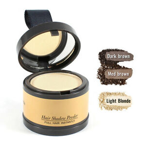 Hair Line Powder Hairline Cover Up Makeup Tool Shadow Powder Instant Concealer
