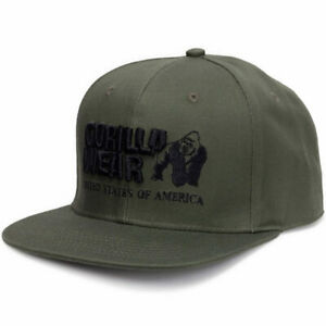 Gorilla Wear Dothan Cap Army Green