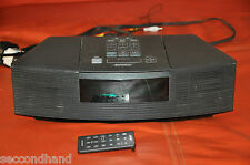 BOSE WAVE RADIO CD  MODEL AWRC3G , PERFECT WITH REMOTE CONTROL , MADE IN IRELAND