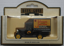 "Lledo - 1928 Chevy Box Van ""Johnson´s Wax Polish"""