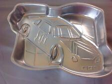 Wilton Cake Pan NASCAR Race Car Boys & Girl Designs W Pattern 1997 2105-1350