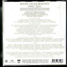 """RAMMSTEIN """"Made in Germany"""" Limited Super DeluxeEdition"""