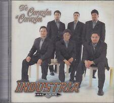 Industria Del Amor De Corazon a Corazon CD New Nuevo sealed
