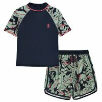 SoulCal Kids Boys 2pc Swim Junior Beach Swimsuit
