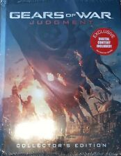 Gears of War : Judgment by BradyGames (2013, Hardcover, Collector's) FREE SHIP!!