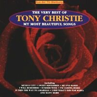 Tony Christie Very best of-My most beautiful songs (18 tracks, 1981/93) [CD]