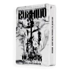 "BUSHIDO ""HEAVY METAL PAYBACK"" 2 CD+DVD+T-SHIRT ALU BOX"
