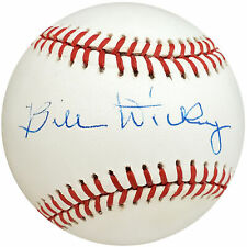 Bill Dickey Autographed Signed AL Baseball New York Yankees Beckett A53814