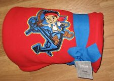 "New Disney Store Jake and The Neverland Pirates Fleece Throw Blanket 50"" x 60"""