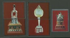 NHL Trophies 1983 OPC Hockey Stickers Lot of 13 Art Ross Georges Vezina Hart ++