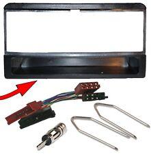 FORD Fiesta Focus Escort Mondeo Radio Blende Rahmen + ISO Adapter + Kabel SET !