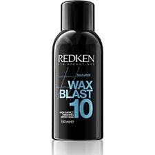 Redken Wax Blast 10 Hair Spray 150ml Texturize High Impact Finishing Body Style