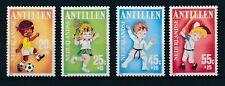 Nederlandse Antillen - 1986 - NVPH 850-53 - Postfris - SD116