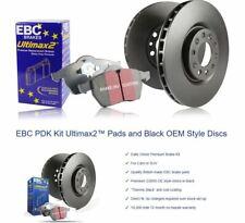 PDKR1018 EBC Rear Ultimax Pads & Standard Disc Brake Kit