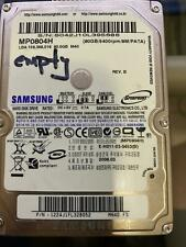 "Samsung Hard Disk MP0804H 80GB Internal 5400RPM 2.5"" (MP0804H) HDD"