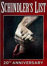 SCHINDLER'S LIST NEW DVD