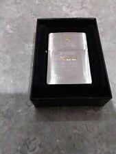 "Zippo Lighter édition limitée ""500 Million"" Limited n°35275 (rare)"