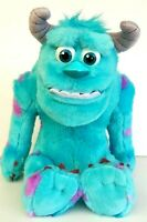 Disney Pixar Monsters Interactive My Scare Pal Sulley Plush Blue Monster Toy