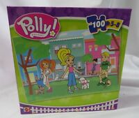 Mattel Polly Pocket 100 Piece Puzzle NEW