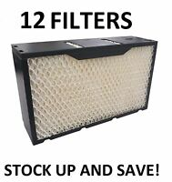 Humidifier Filter Wick for Bemis 1041 Replacement - 12 Pack