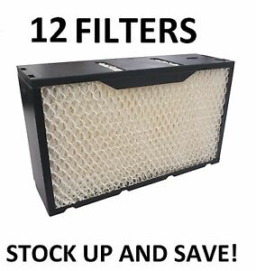 Evaporator Wick Air Filter for Aircare 1041 Super for Console Units 12 PACK