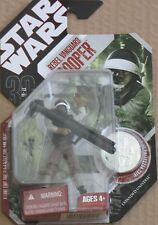 Star Wars 30th Anniversary TAC #53 REBEL VANGUARD TROOPER Action Figure MOSC