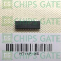 9PCS HT46F49E Encapsulation:SOP24,
