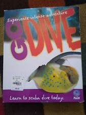Open water dvd's by Padi in original box. Original cost $54.99