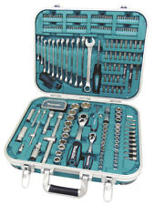 Makita Werkzeugset P-90532 227-teilig Bitsatz Steckschlüssel Ratschenkasten