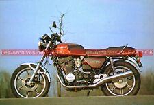 YAMAHA XS 850 X (1) Carte Postale Moto Motorcycle Postcard