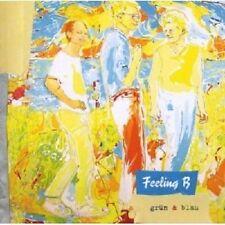 """FEELING B """"GRÜN UND BLAU (JEWELCASE)""""  CD NEU"""