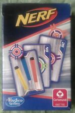 NERF CARD GAME Hasbro New sealed