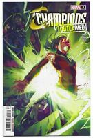 Champions #3 2020 Unread 1st Print Infante Main Cover Marvel Comic Eve Ewing