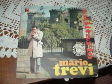 """MARIO TREVI """" SULITARIO """"  XVIII FESTIVAL DI NAPOLI ITALY'70"""