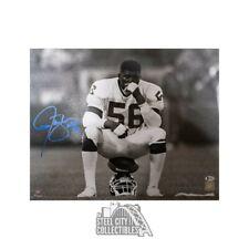 Lawrence Taylor HOF 99 Autographed New York Giants 16x20 Photo - BAS COA