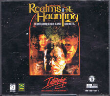 Realms of the Haunting (PC, 1997, Gremlin Interactive, 4-Disc)
