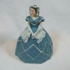 "Gone with The Wind "" Melanie Wilkes "" Figurine 1990 Franklin Mint"