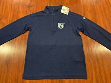 Under Armour Youth New York Yankees 1/4 Zip Jacket Jersey Extra Large XL MLB