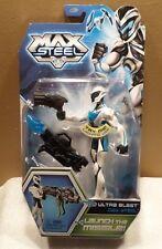 "Max Steel Ultra Blast 6"" Action Figure 2013 NIP Mattel"