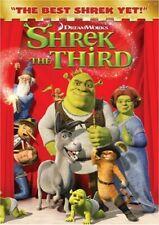 Shrek the Third (Dvd, 2007)
