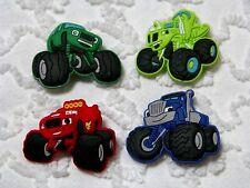 Croc Clog  4X4 Trucks Big Foot Plug Shoe Charms Will Fit Jibitz,Croc  C 614