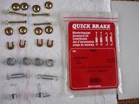 QUICK BRAKE 0655 Bremsbacken Zubehörsatz Bremsfedersatz NEU OVP Mitsubishi Colt