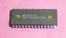 1x IC um6264 -10 8kx8-bit 64k CMOS static s-ram Memory
