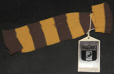 VINTAGE HAWTHORN v COLLINGWOOD OLD FOOTY SOCK LUCKY CHARM