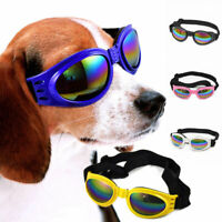 Pet Collapsible Sunglasses Fashion Cool Dog Goggles Toy Safety Outdoor Supplies