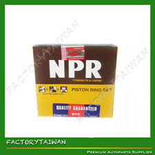 NPR Piston Ring 82mm  Oversize +0.50mm for KUBOTA D1302 / V1702 / L1801