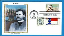 Colorano 4705 O Henry American Writer North Carolina State Flag Democracy Cover