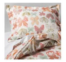 Pillowfort 2pc Pink Mariposa Magic Butterflies Twin Comforter Set